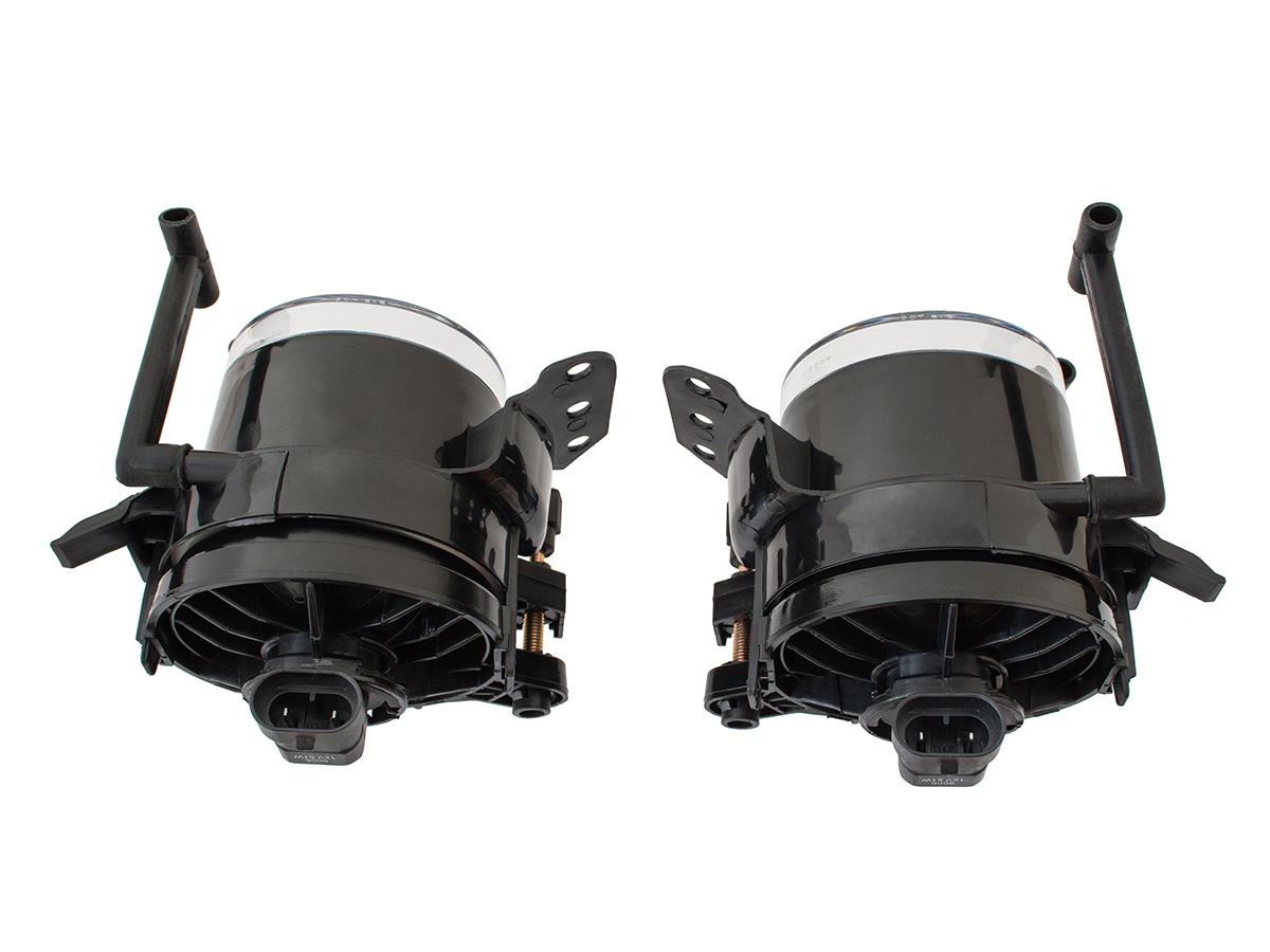 2x HALOGEN HALOGENY L+P KPL BMW 5 E60 E61 03- 2