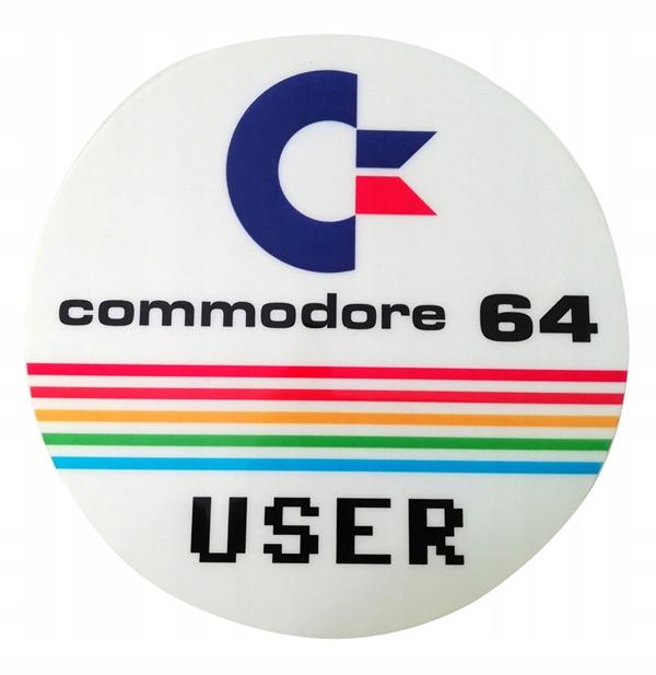 Купить НОВЫЕ НАКЛЕЙКА НА АВТО КРУГЛАЯ Commodore USER на Eurozakup - цены и фото - доставка из Польши и стран Европы в Украину.
