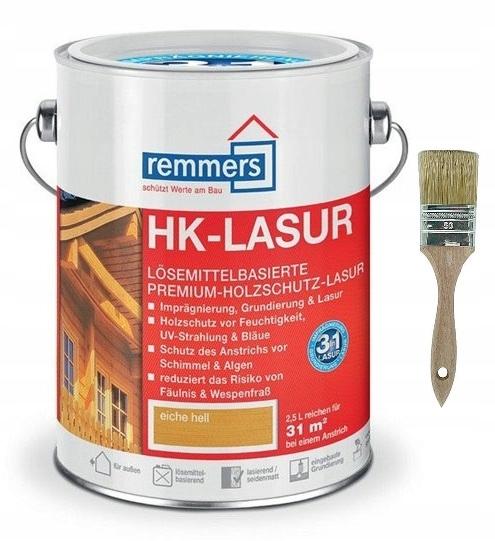 REMMERS HK-LASUR пропитать делать drewna 5L Колори