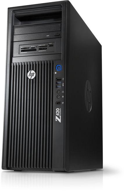 Купить HP Z420 E5 1620 v2 8 x 3.9 Ггц SSD на Otpravka - цены и фото - доставка из Польши и стран Европы в Украину.
