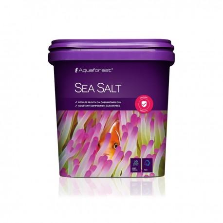 Aquaforest Morská Soľ 22 kg 22 kg MORSKEJ SOLI