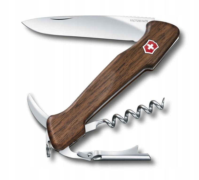vreckový nôž Victorinox 0.9701.63 Víno Master s puzdrom