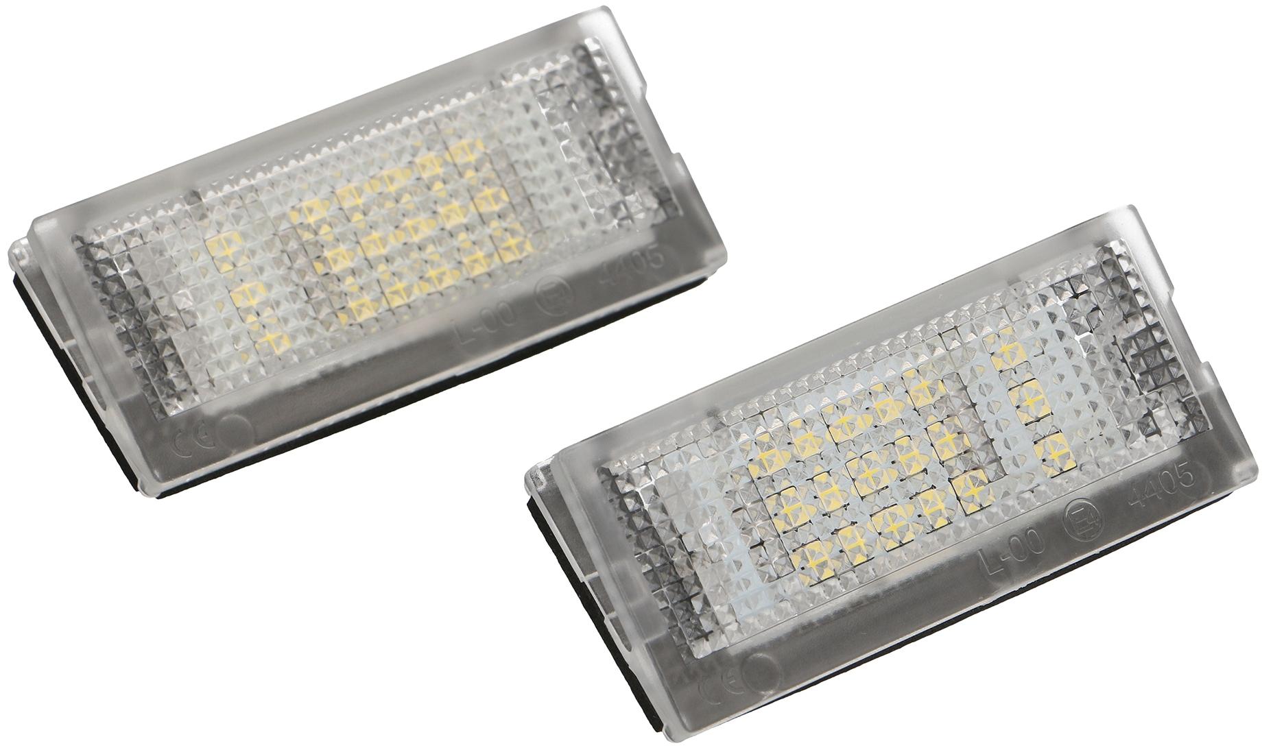 led лампы подсветка регистрации bmw 3 e46