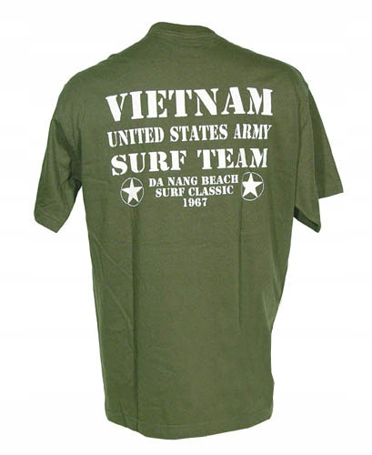 Da Nang - US Army Surf The - Super T-Shirt