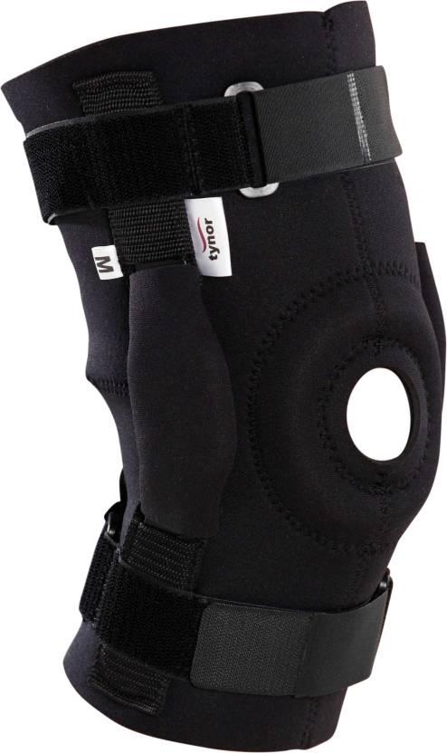 Neoprénové koleno Stabilizátor Orbóza s pántmi