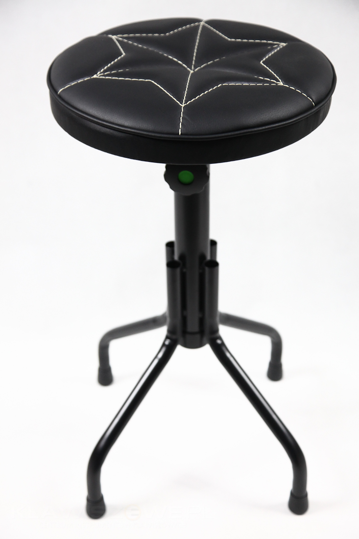 Taberet Stool Swivel Chair Industrial Reg.