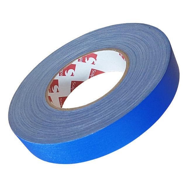 Item Laso tape, old Scapa-3101 fabric 25mm/50m N