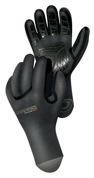 Neoprénové rukavice suché, veľmi flexibilné M 3 mm