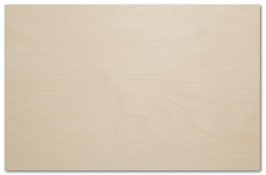 Birch Preglejka 8mm 100x60cm KL 1/2 Laser CNC CO2
