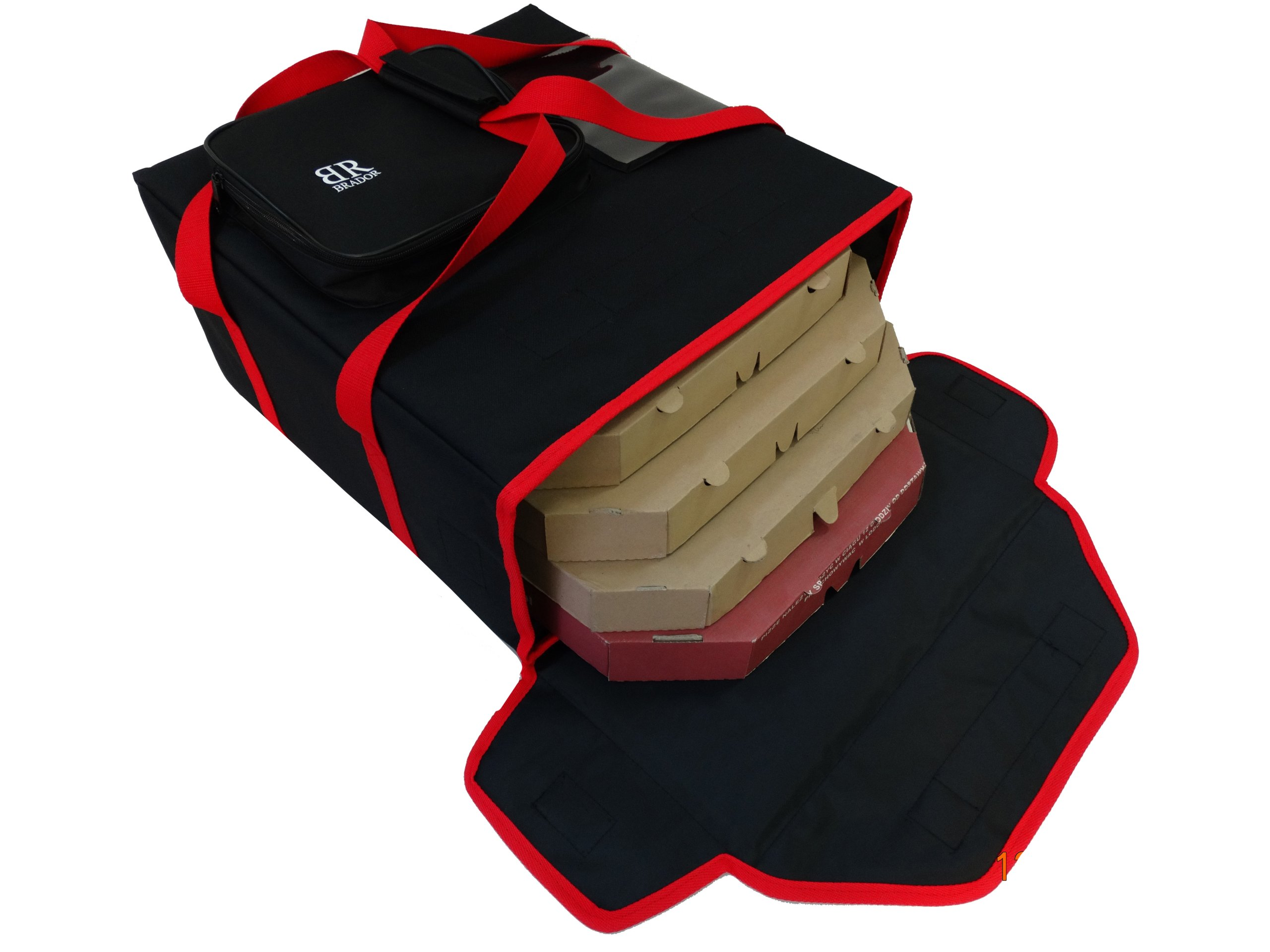 Мешок для пиццы 4x35x35 BRADOR MAGNETS NEW