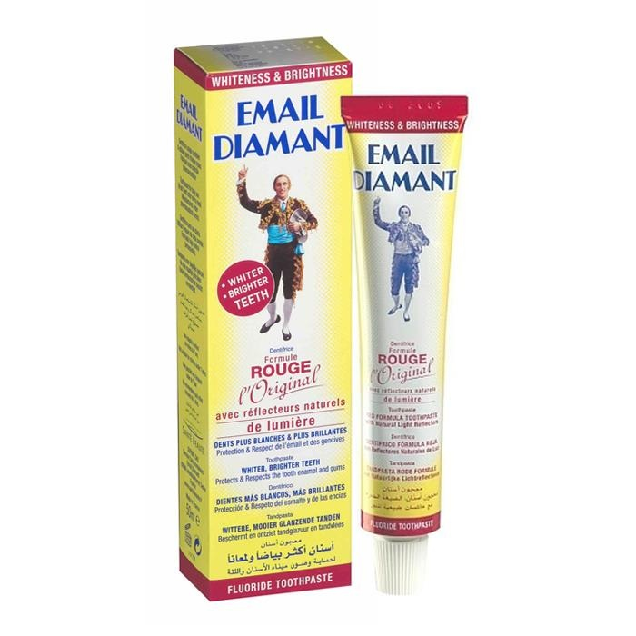EMAIL DIAMANT ROUGE RED WHITENING целых 75 мл!