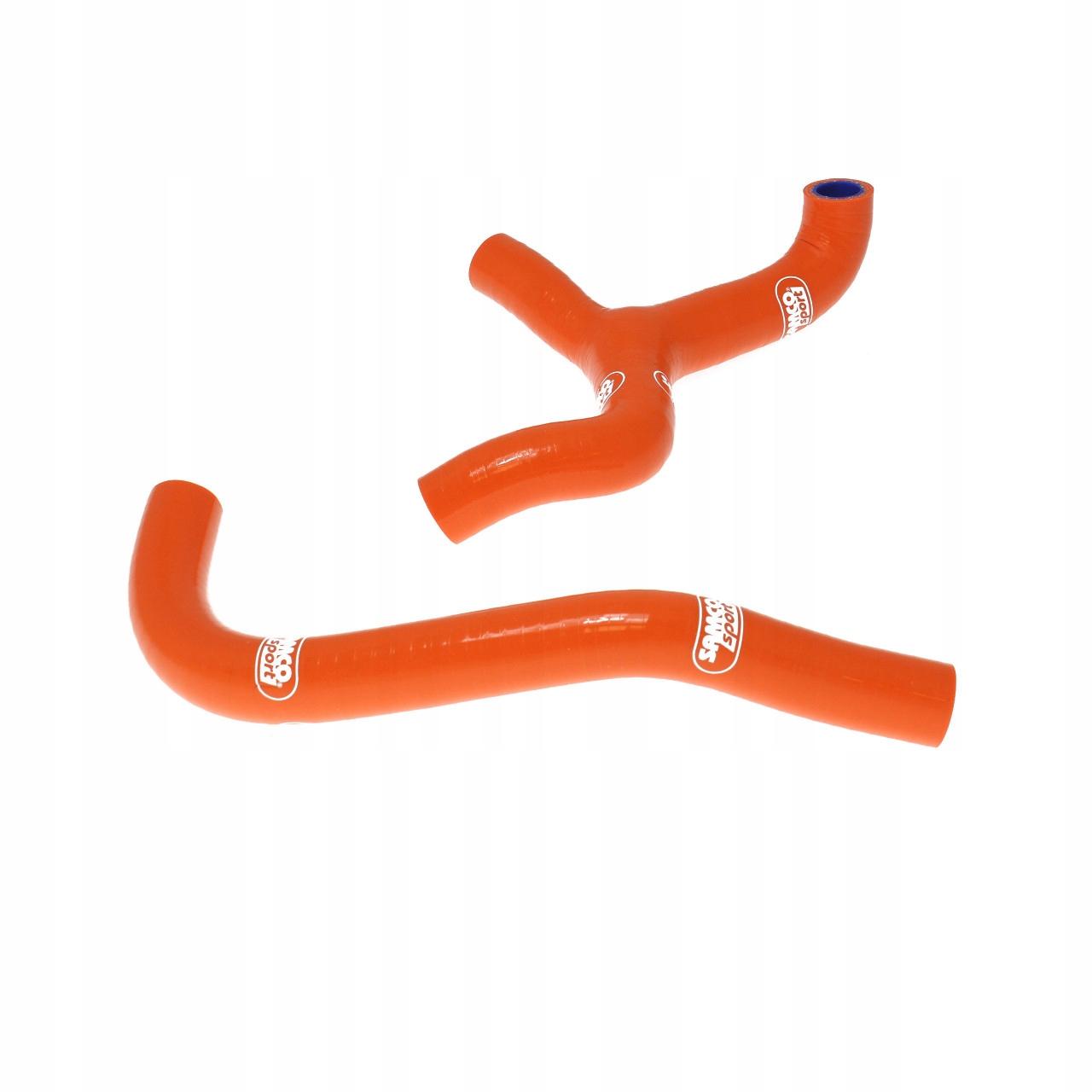 #SAMCO Sport KTM-25 węże chłodnicy KTM 65 SX RACE