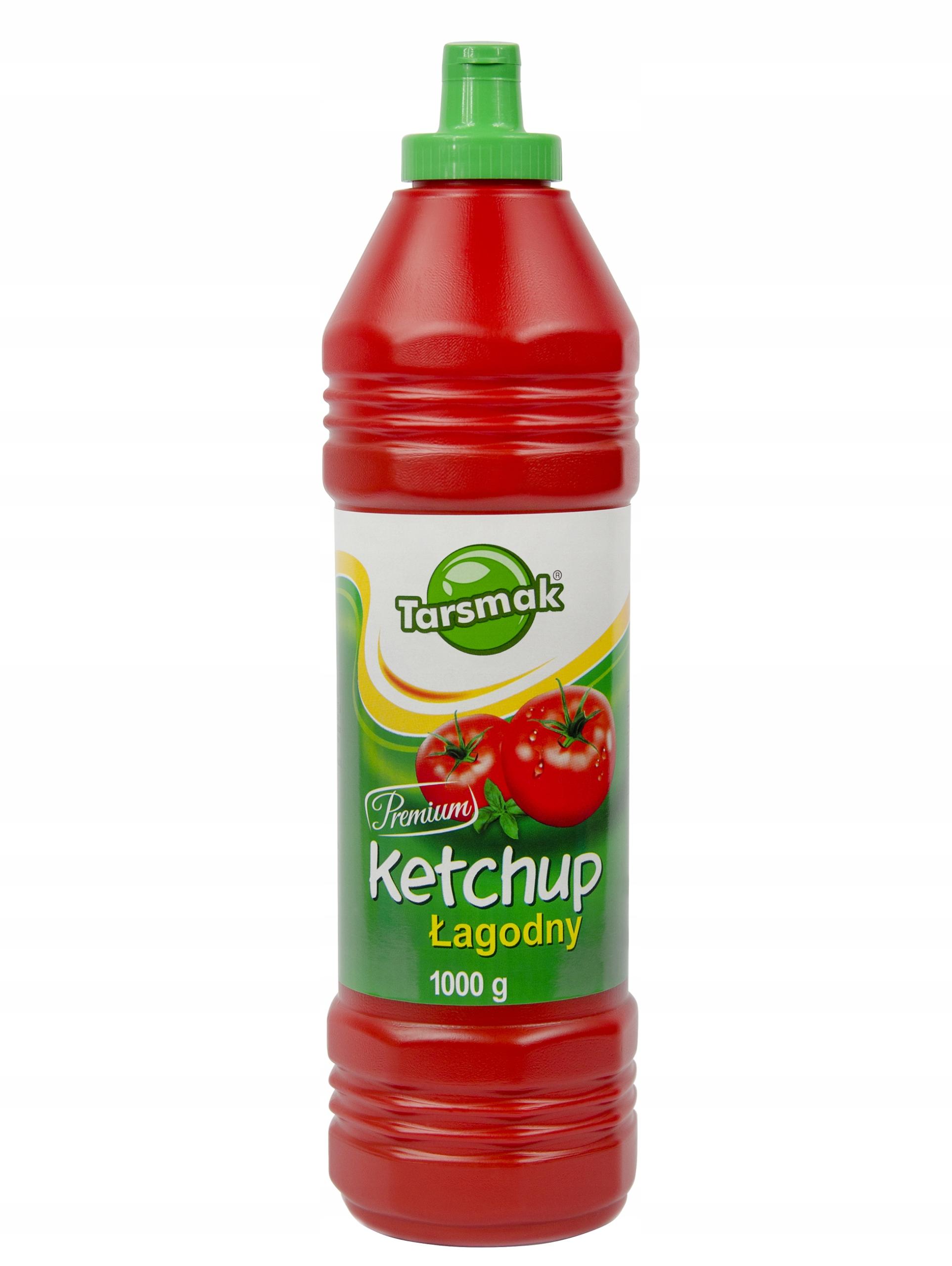 Item Tarsmak ketchup mild 1000g 1kg, premium
