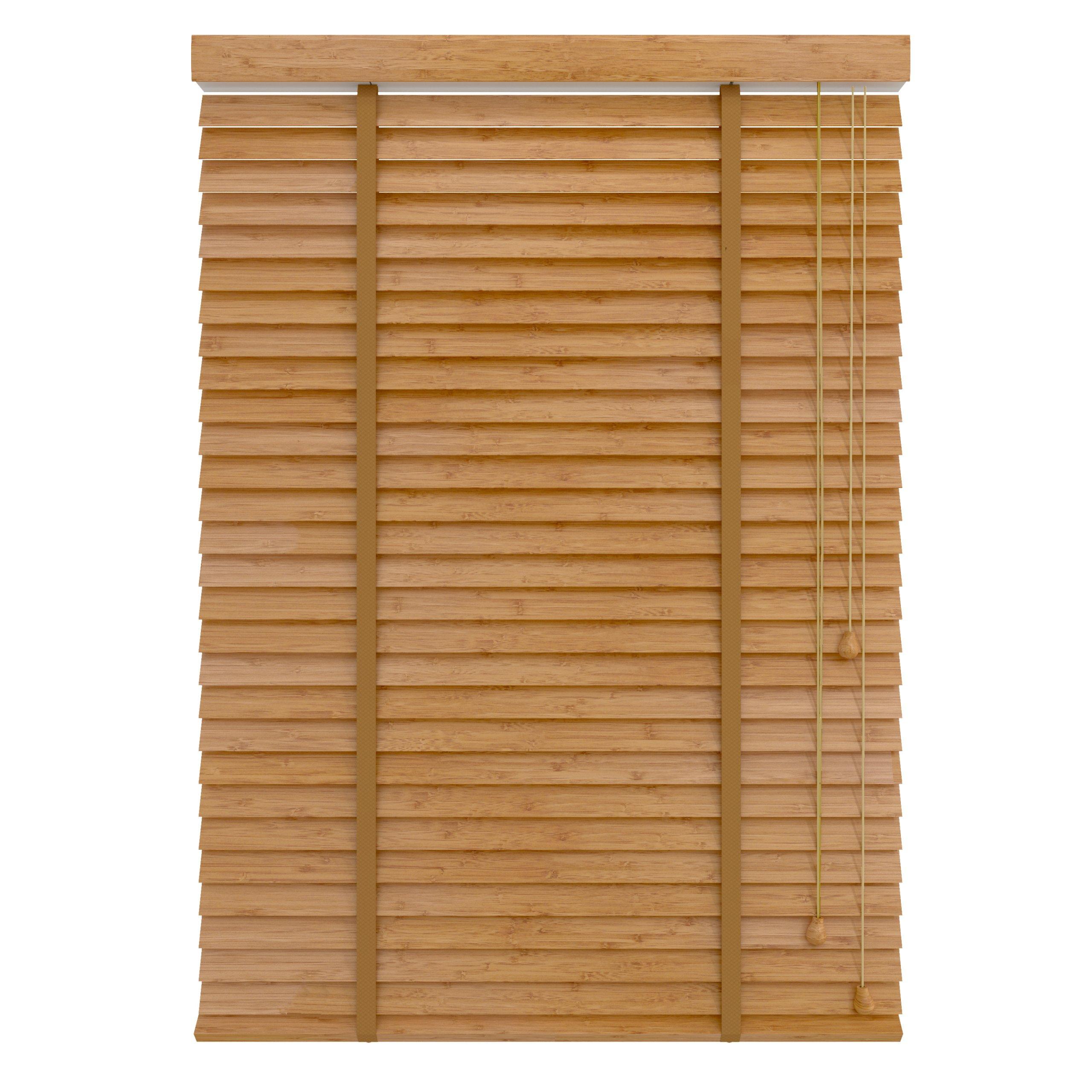 Żaluzja Bambusowa Żaluzje Drewniane 50mm 120x150