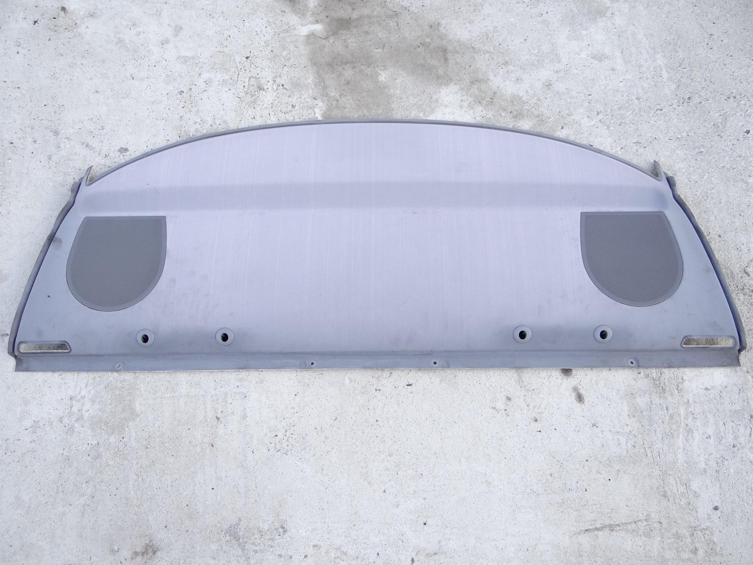 Bmw E46 Rear Shelf Sedan Grey Xdalys Lt