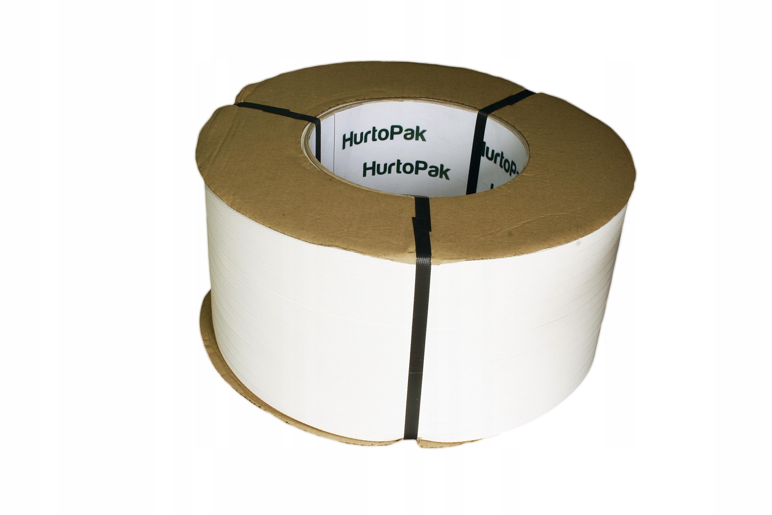 Купить Лента ПП лента bandująca HURTOPAK 9 9/0,55/4000 на Otpravka - цены и фото - доставка из Польши и стран Европы в Украину.