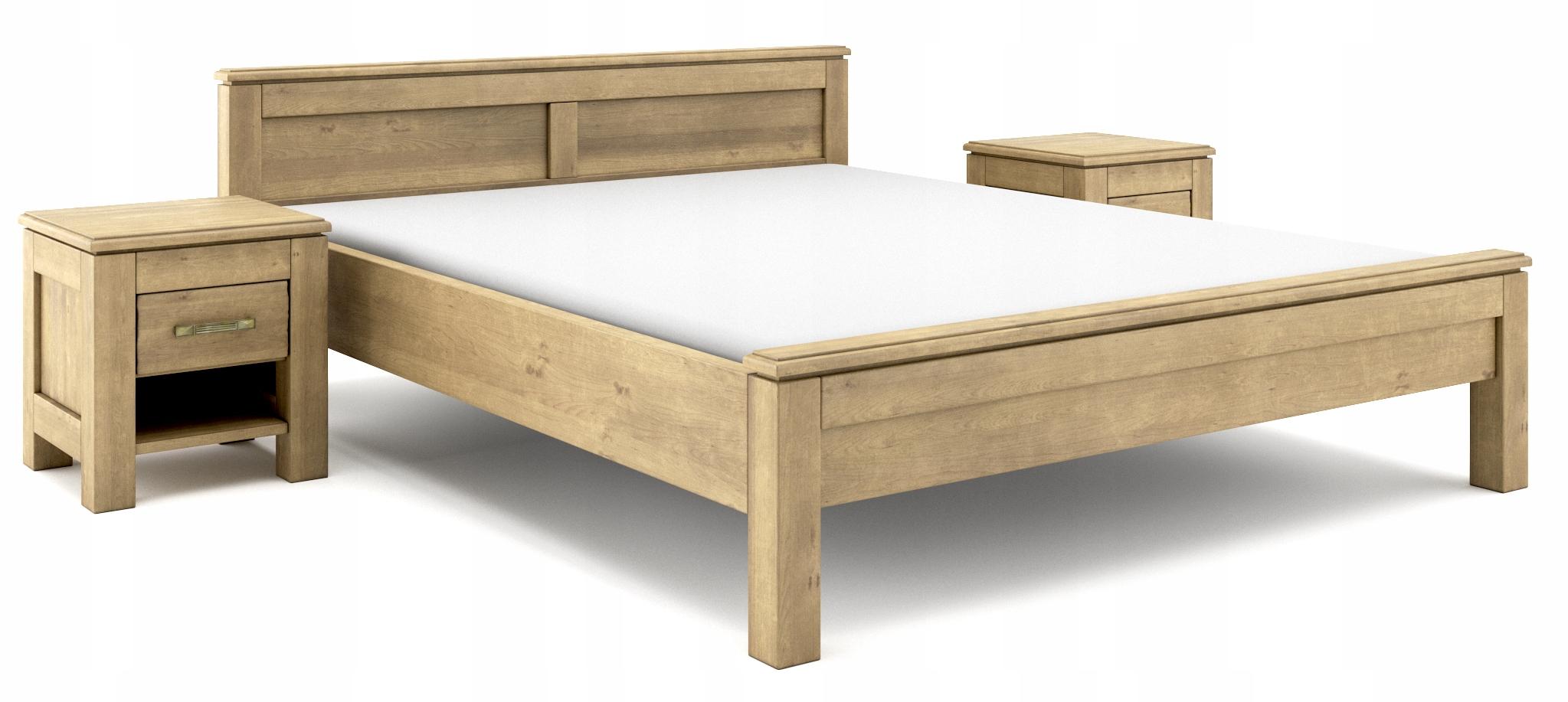 Retro posteľ 160x200 jedno lôžko pre spálne