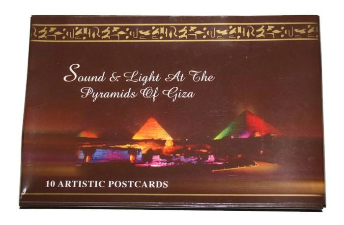Zvuk a svetlo na pyramídy Giza