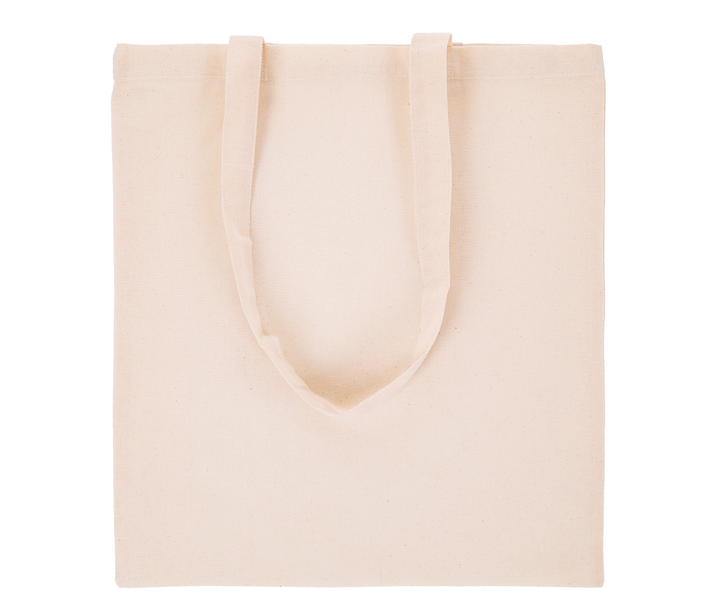 Item PROMOTION! BAG COTTON tote Bags beige 145g/m2