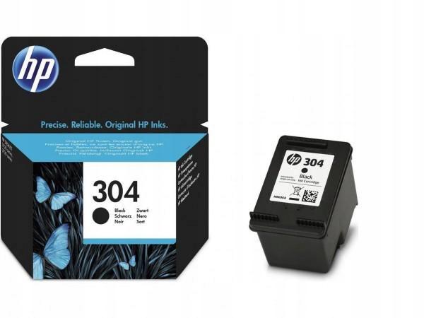 Купить HP 304 ЧЕРНИЛА 3732 2630 2632 принтера Deskjet черный на Otpravka - цены и фото - доставка из Польши и стран Европы в Украину.