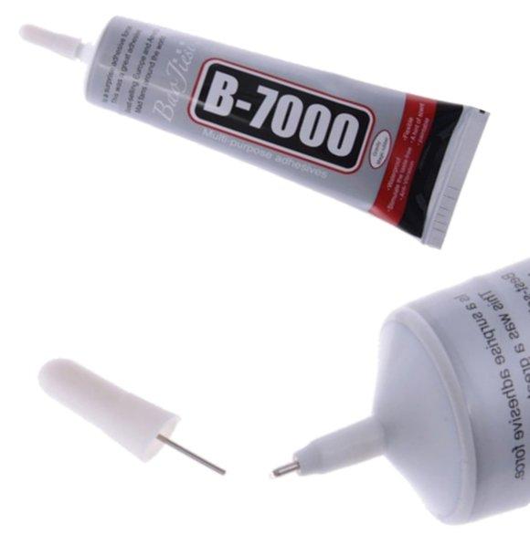 Klej Syntetyczny B7000 Dotyk Szybka Uszczelka 50ml