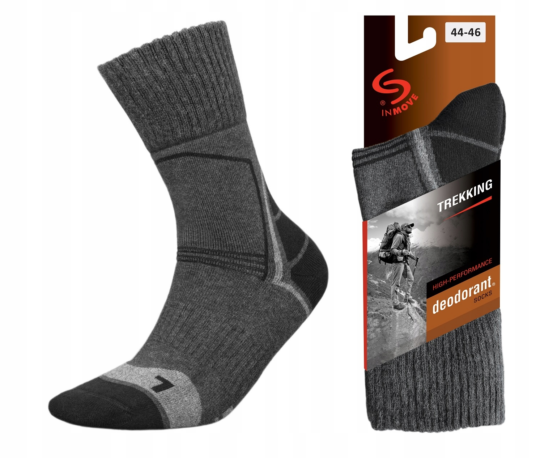 JJW Značka Sock Trekking Deodorant 41/43