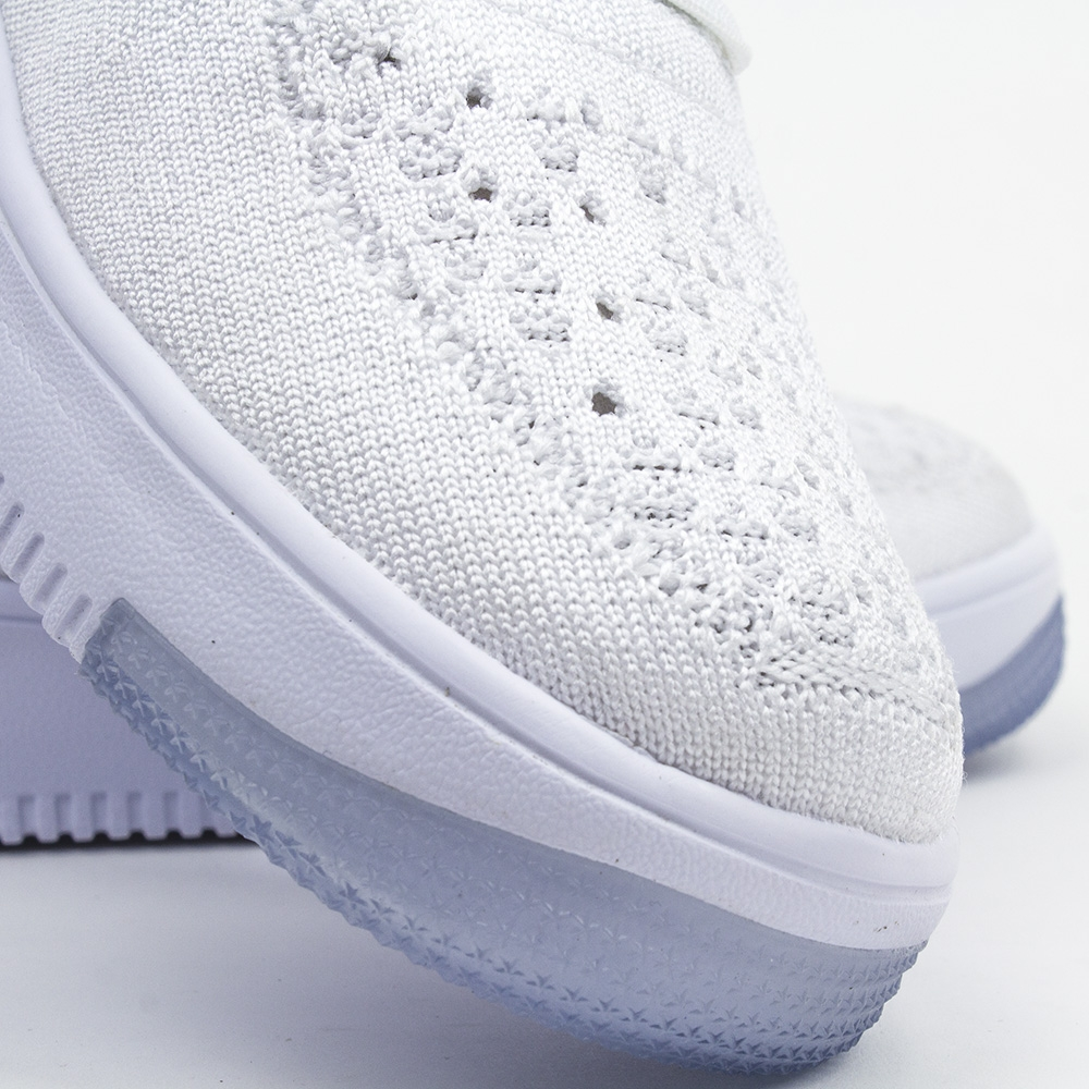 NIKE Air Force 1 Flyknit Low 256 101 rozmiar 40,5