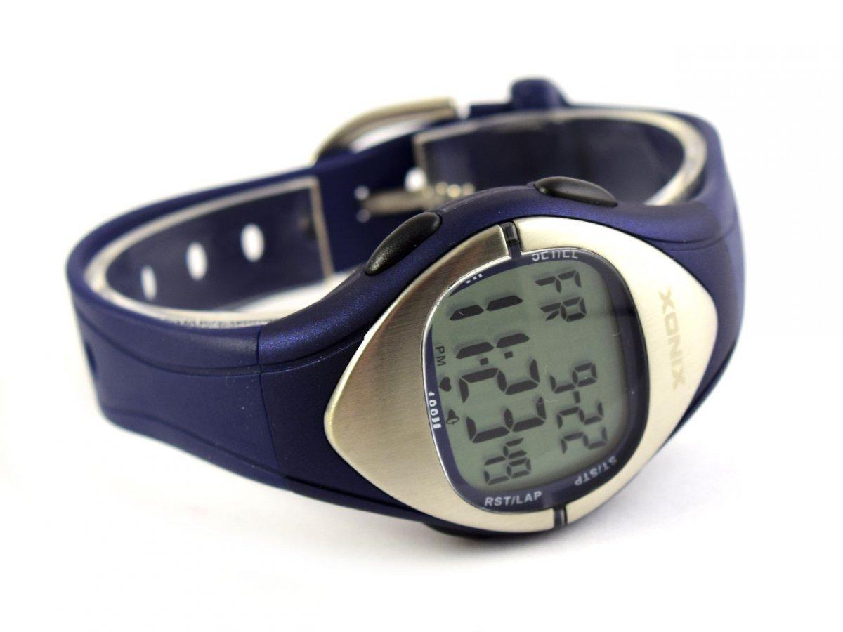 Xonix športové hodinky HRM srdcového tepu nepremokavé