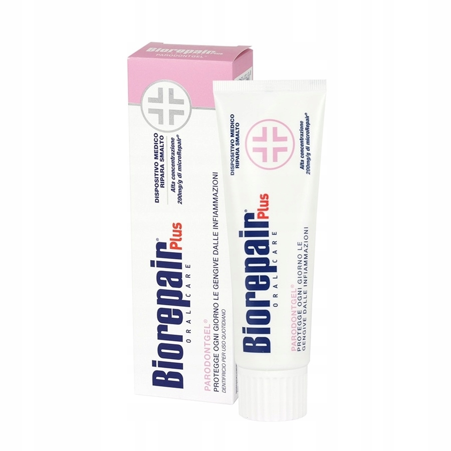 BIOREPAIR Plus Parodontgel зубная паста 75мл