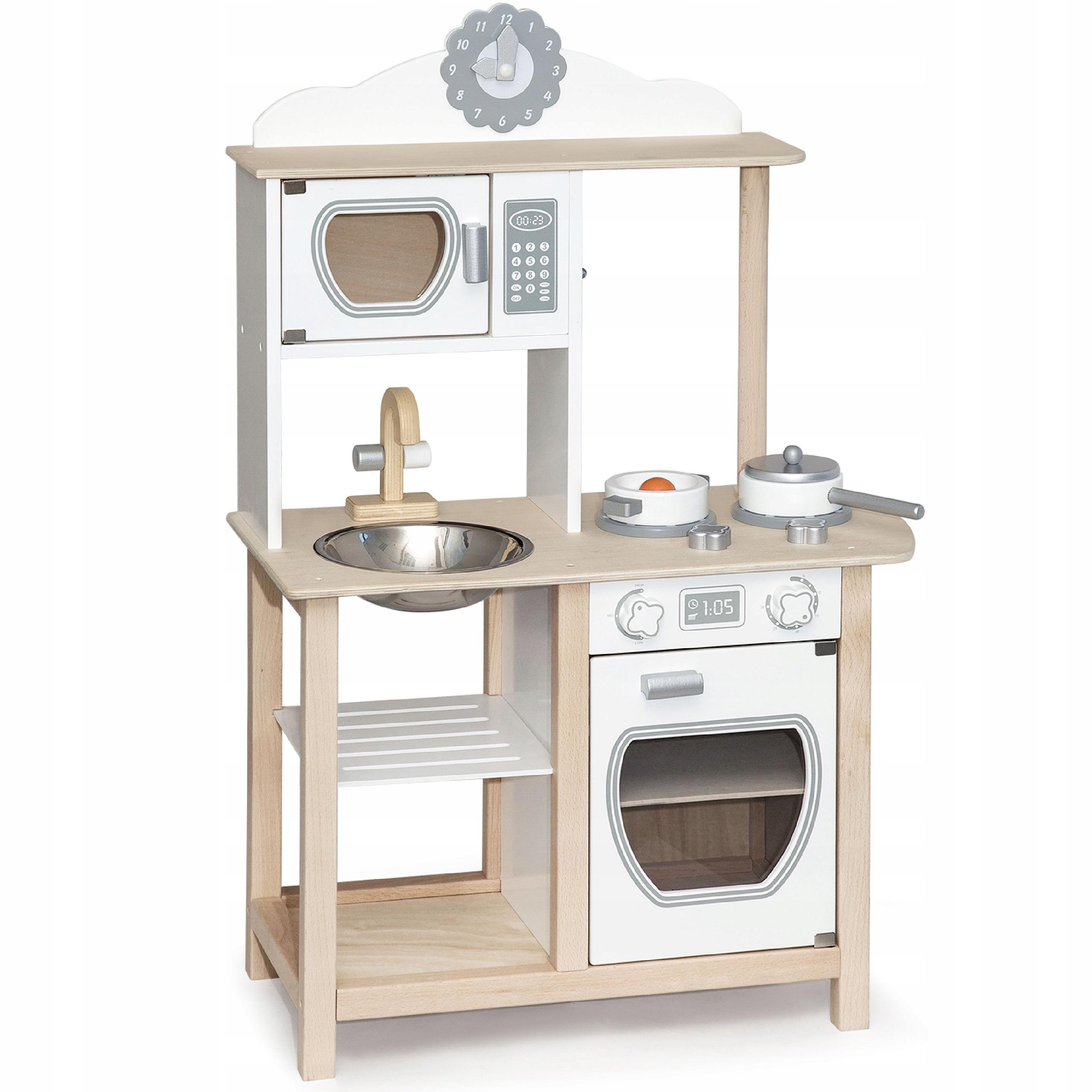 Drewniana Kuchnia Dla Dzieci Mała Wróżka Viga 1vjdg0719074