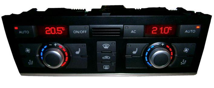 klimatronik панель кондиционирования воздуха audi a6 c6 lift