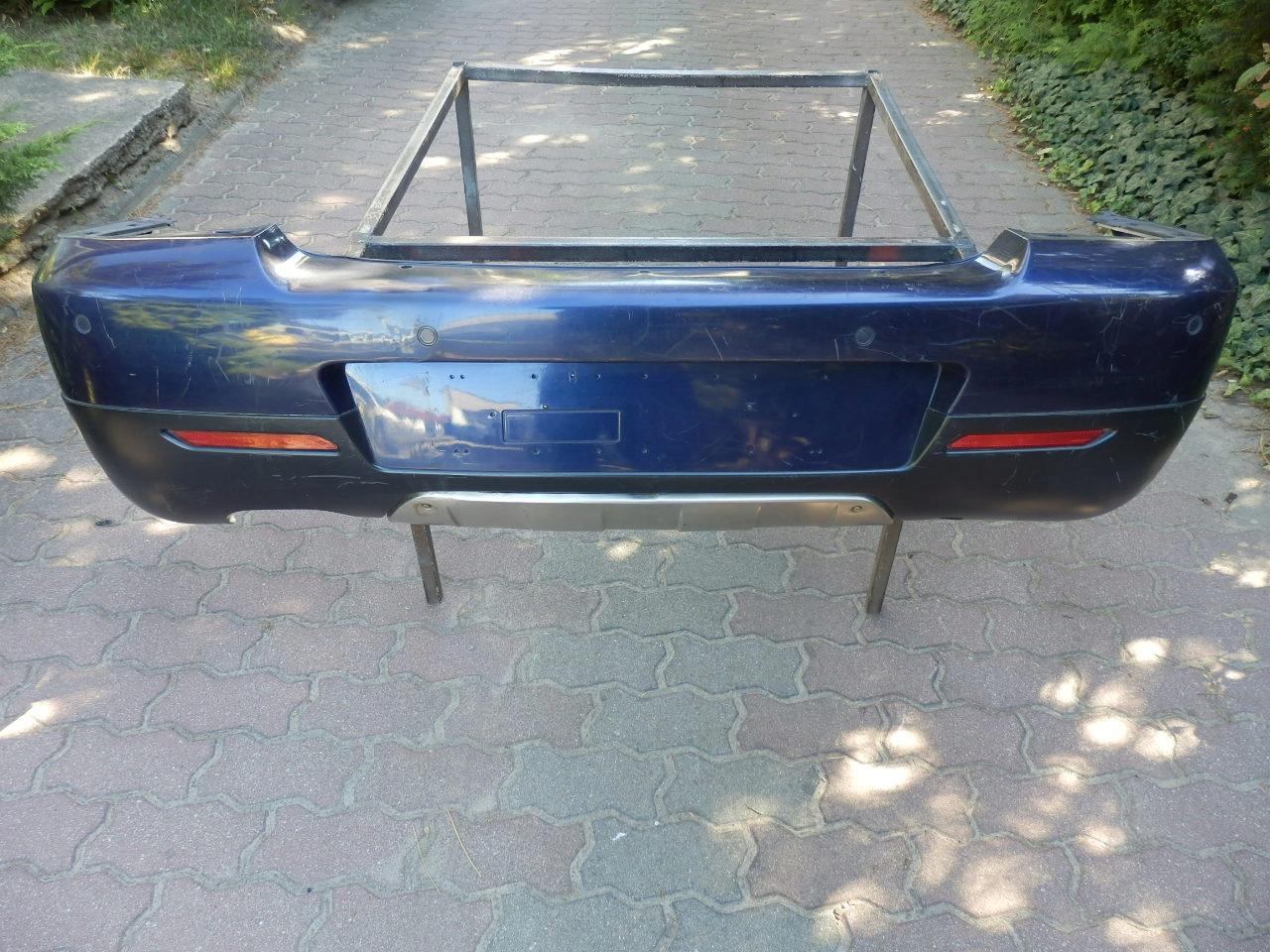 бампер сзади задняя панель альфа romeo 156 crosswagon pdc