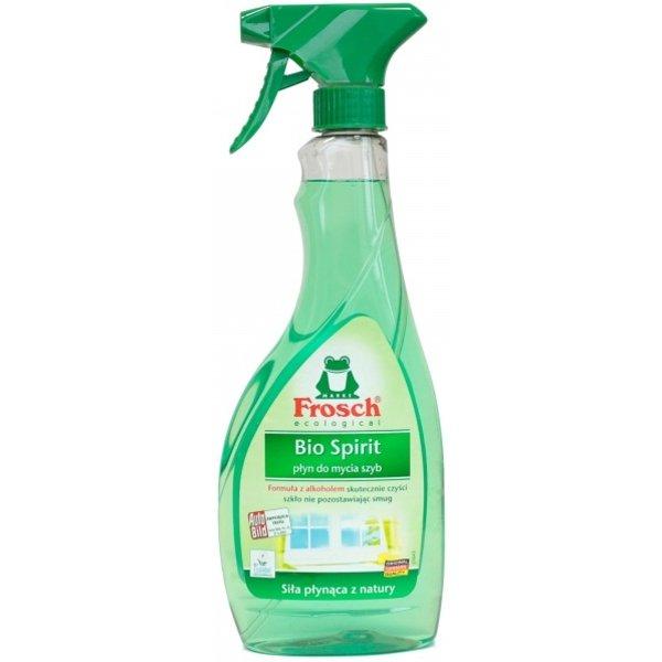 FROSCH ЭКО эко-Жидкость для мытья стекол 500 мл