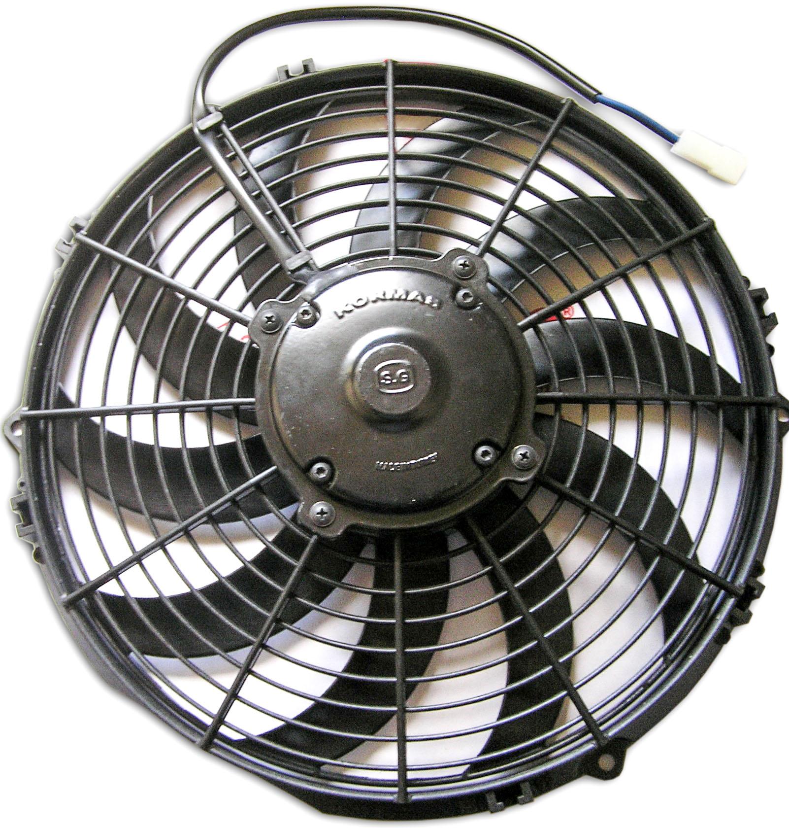 вентилятор 12