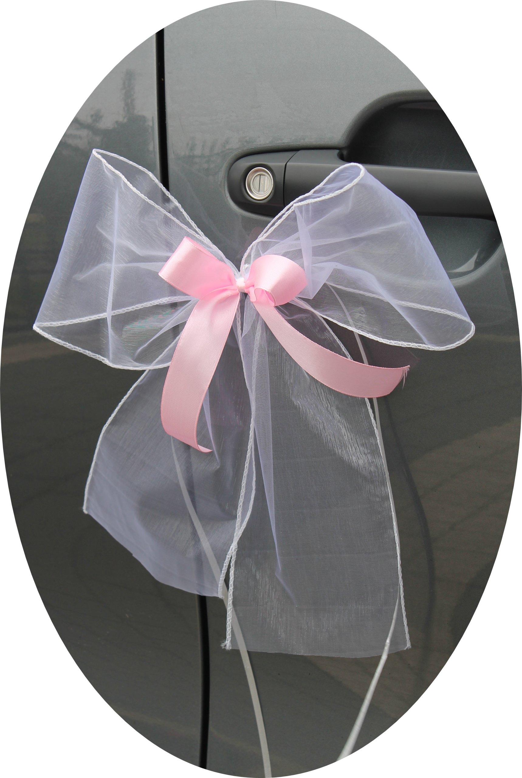бантики декорация зал lawek дома автомобиля свадьба
