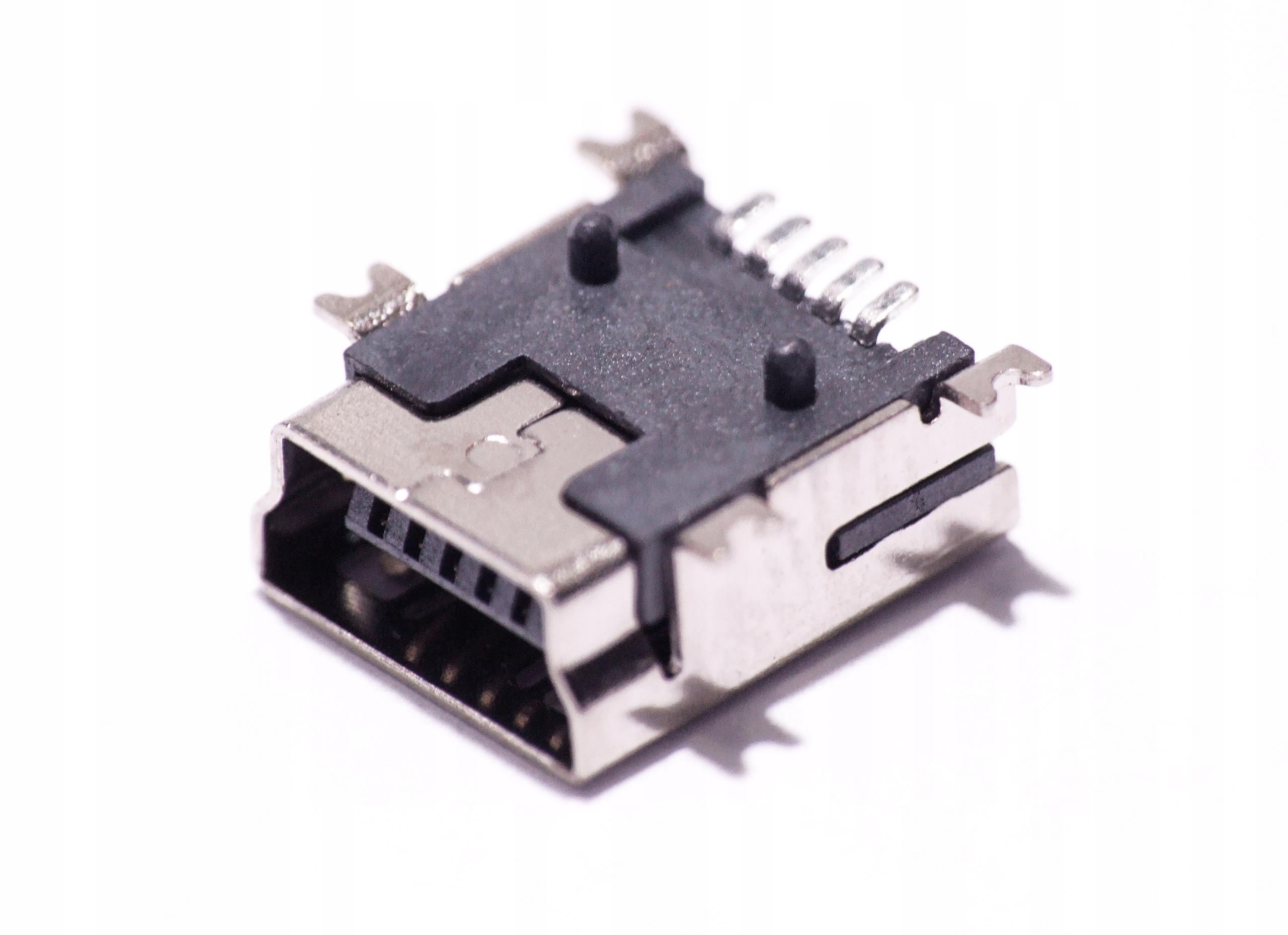 MINI USB-B Nabíjacia zásuvka pre PADA PS3