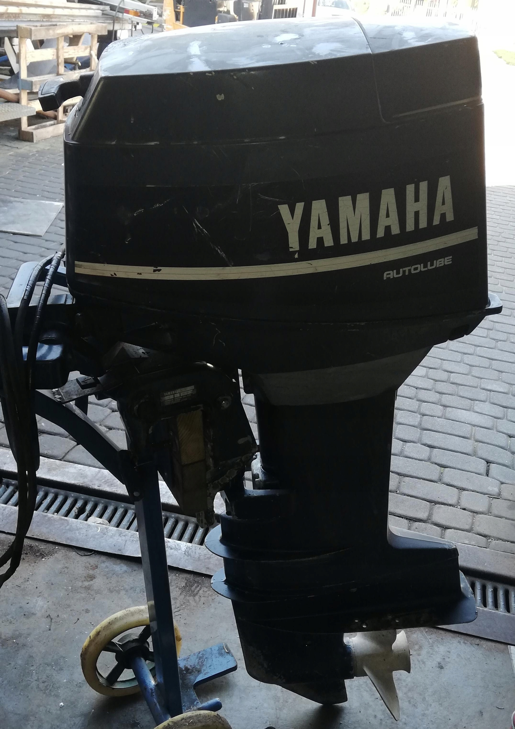 Ямаха подвесной мотор номер вин картинки