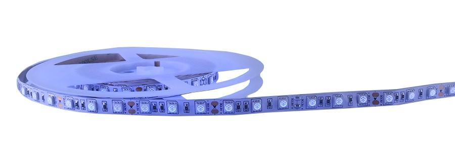 LED páska 5050 300D UV-A Ultrafiolet Premium 0.5m