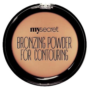 Moja tajná čokoláda bronzer bronze conturing