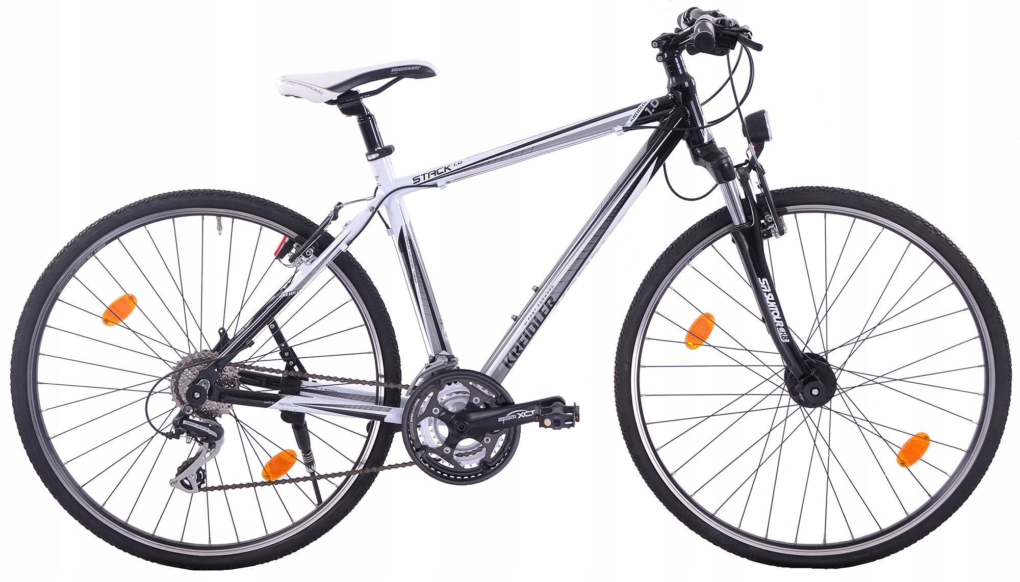 Crossy Bike 28 Kreidler Stack 1.0 Rám 50 cm