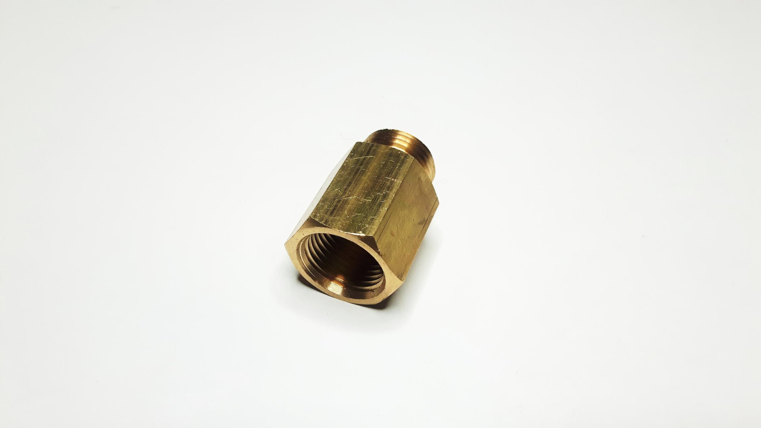 эмулятор зонда лямбда - латунный краткое 4mm