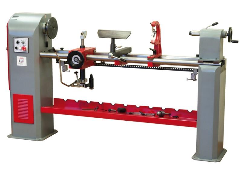 Heavy Wood Lathe Copier 1500 mm Rakúsko