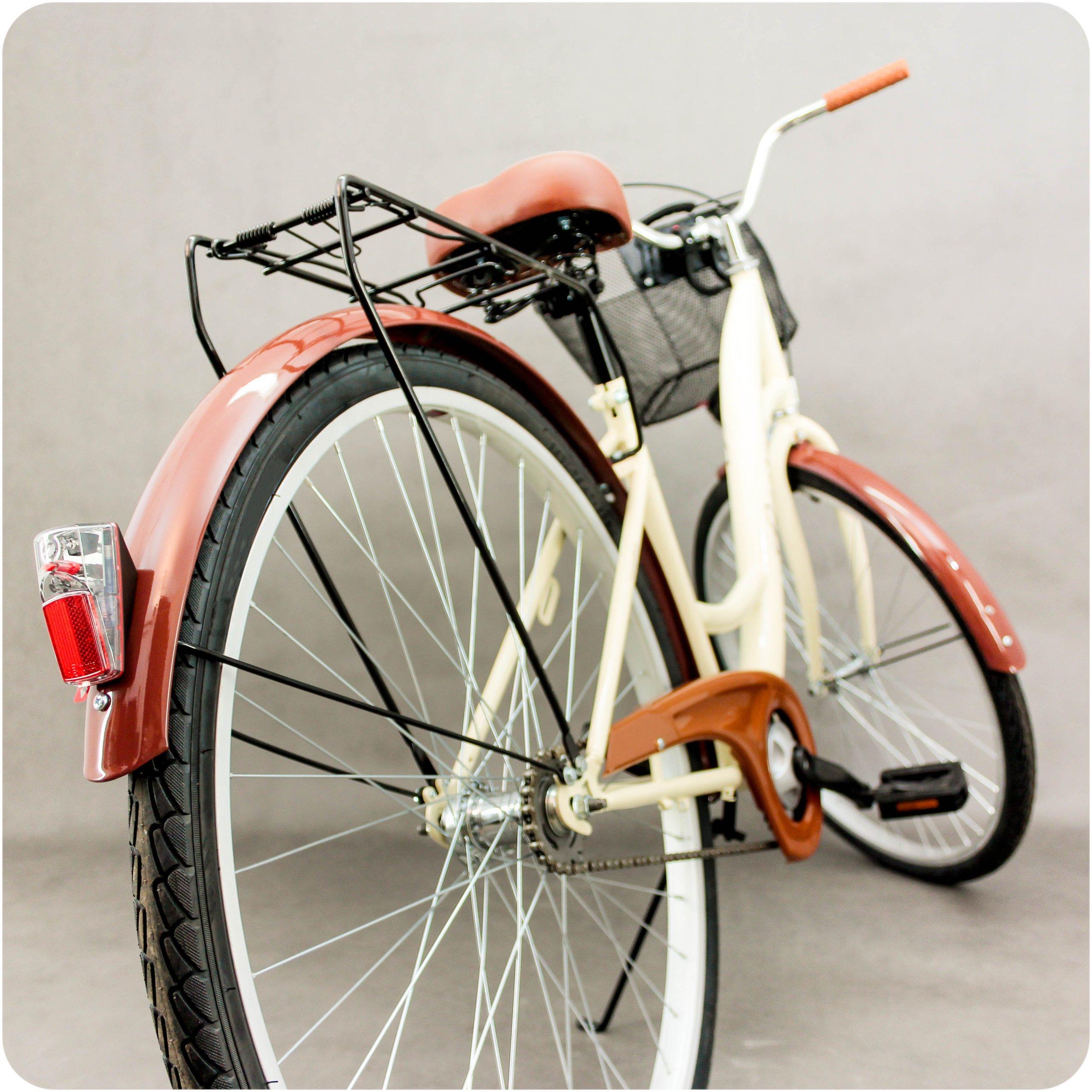 Dámsky mestský bicykel GOETZE 26 eco lady + košík !!!  Kód výrobcu 26eco
