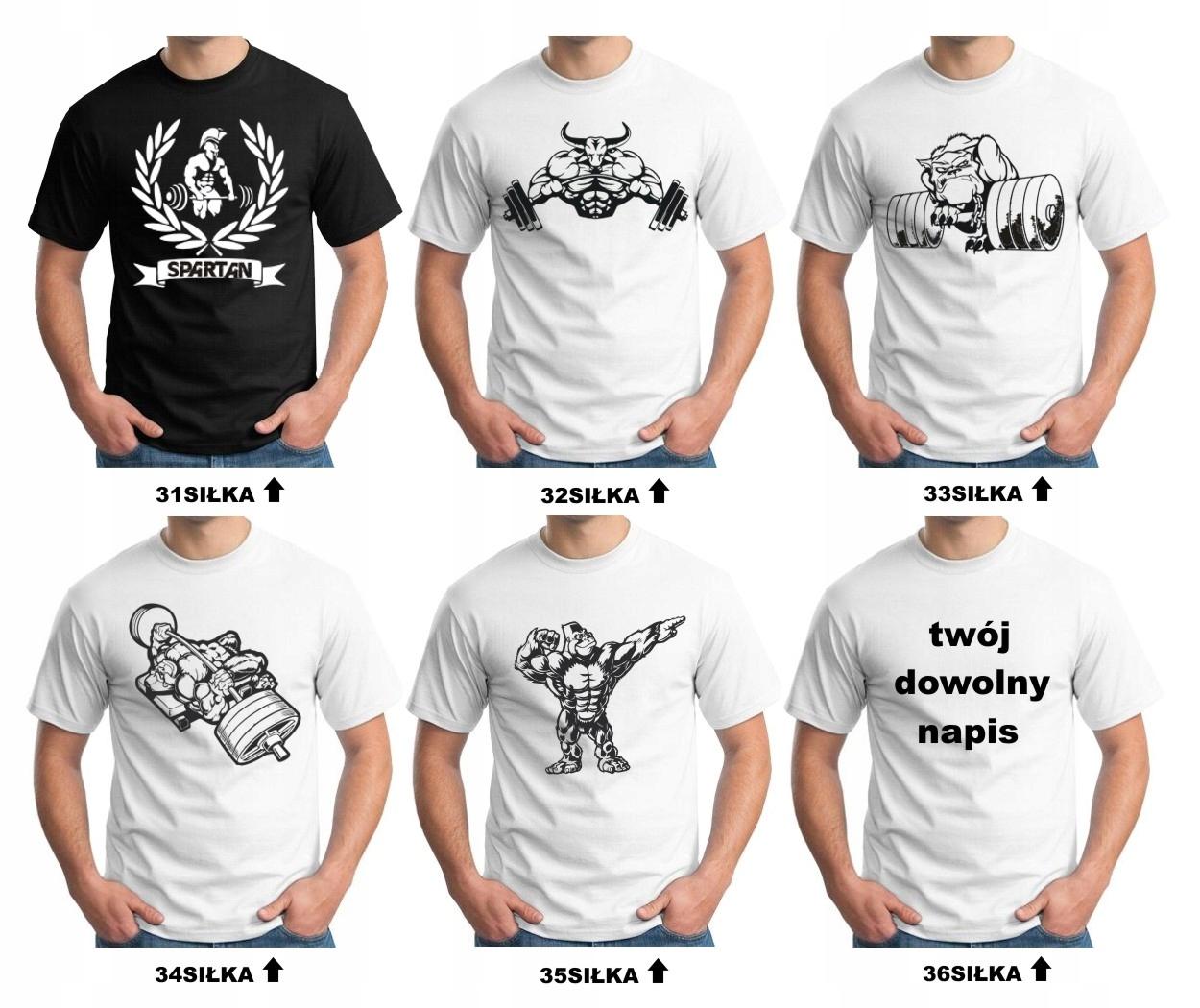 Koszulka Na Silownie Pompa Dobry Dzik Koks Sterydy 7649699772 Allegro Pl
