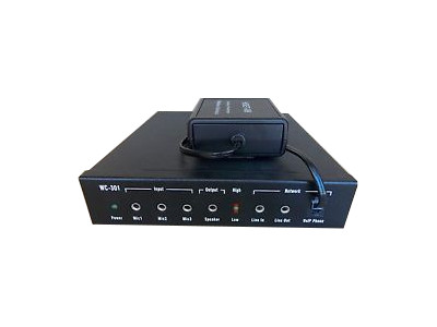Širokopásmové riešenia ECHO Controller WC301A