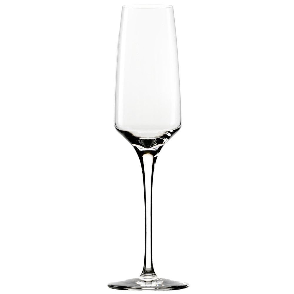 Stolzle skúsenosti šampanské okuliare 188ml 6SZ