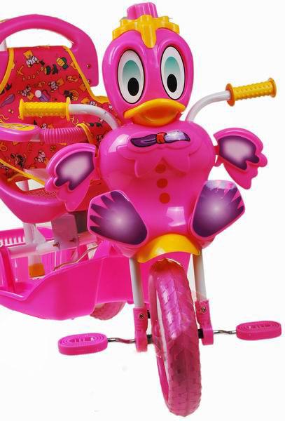 Bujany Dziecięcy rowerek Miękkie koła RO0024 Waga 6 kg