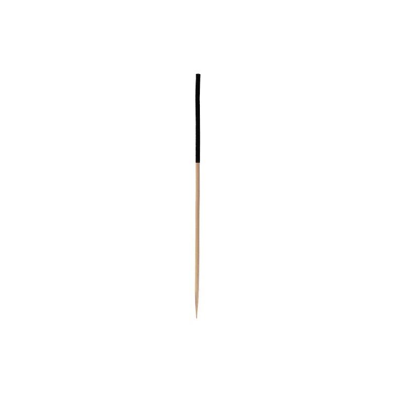 Čierne špáradlá 9cm - Balenie 100ks C1-PC6819