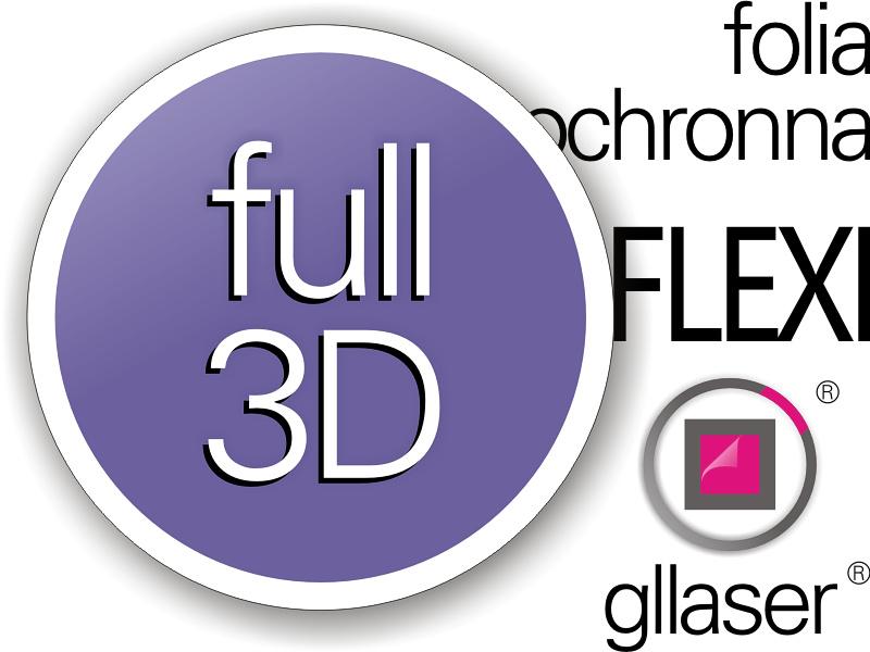 Folia ochronna Gllaser Full 3D Hammer Active 2