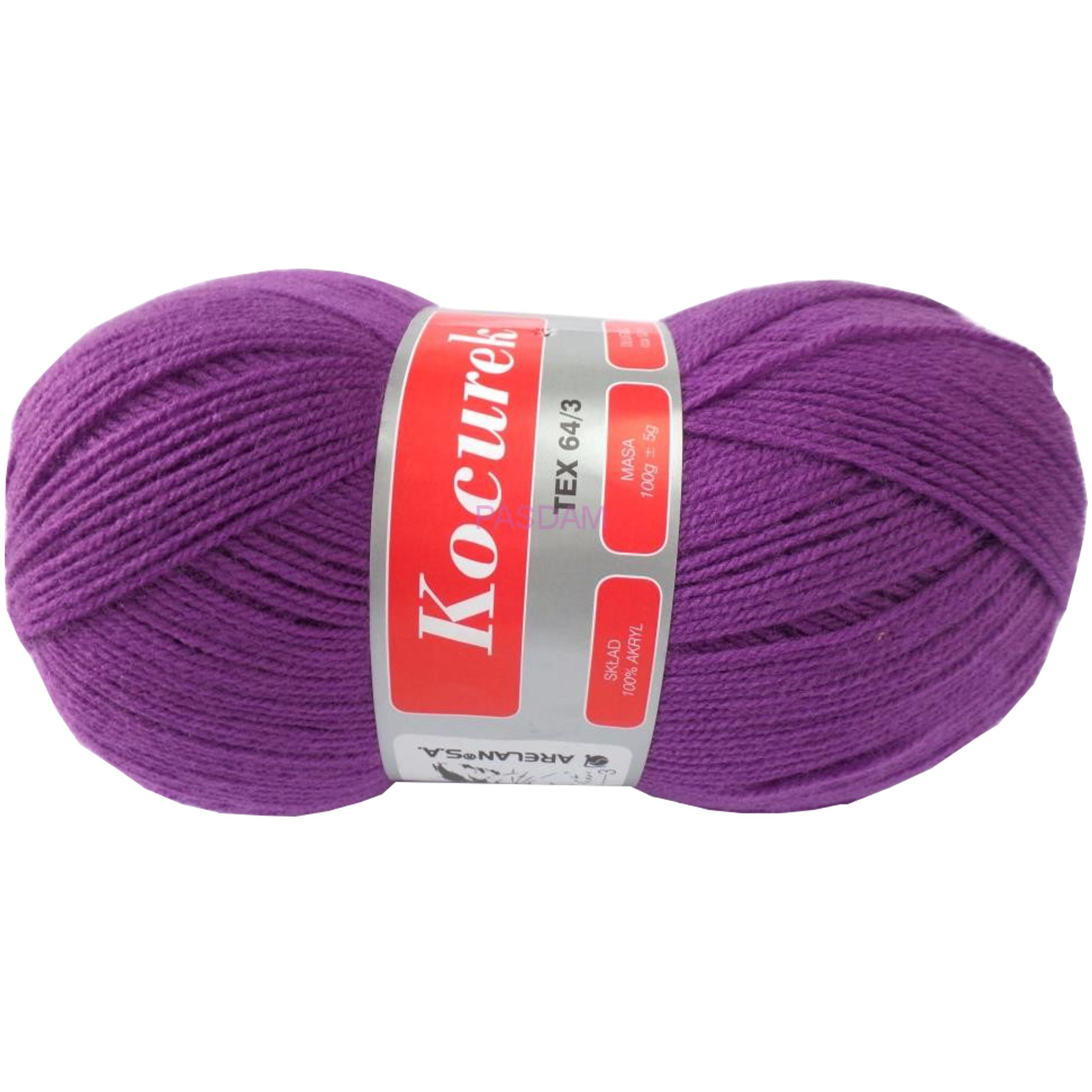 Item Internet-KOCUREK - Arelan -100% Acrylic -Many colors